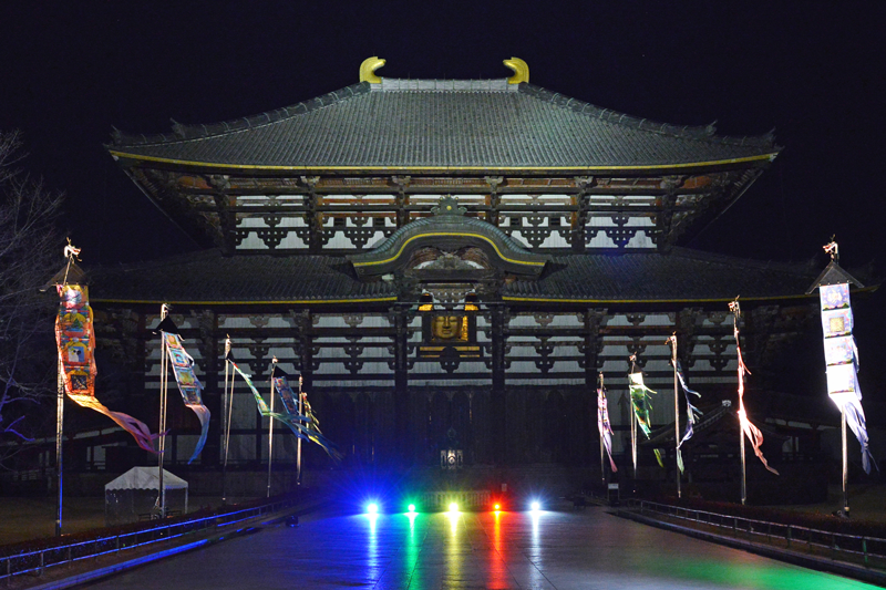 Todaiji Temple Special Admission at Night