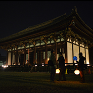 Kofukuji Temple special admission at night 興福寺 夜間特別拝観